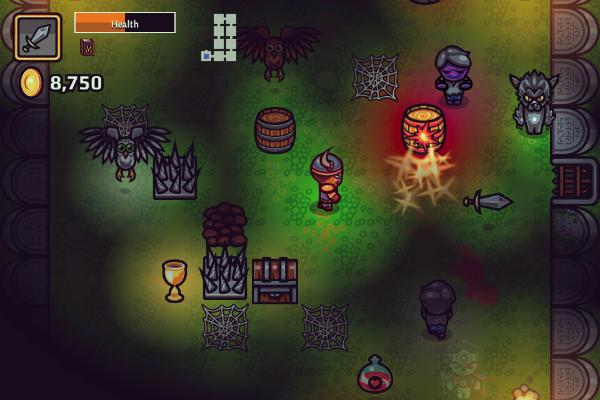 Crypt Run screenshot
