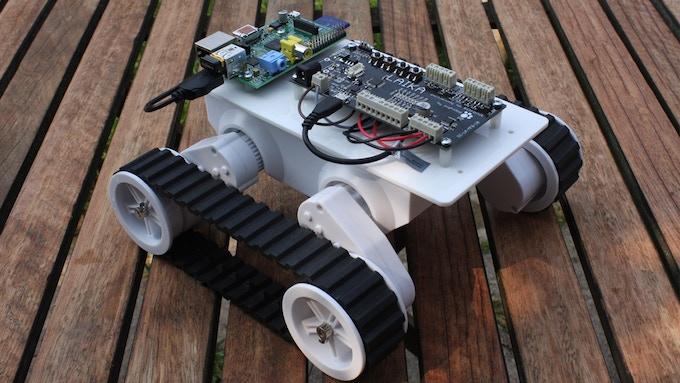 Laika Robot