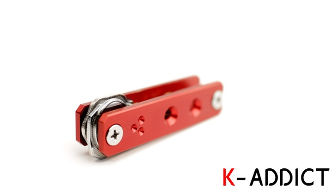 K-Addict Limited Edition Red - 35k Goal