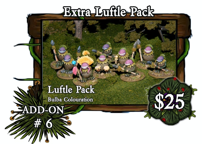"This ""Luftle Pack"" will be pre-painted"