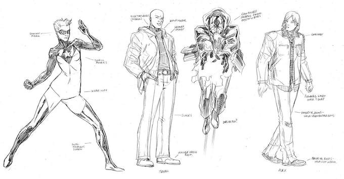 Zenith Comics Presents: HEROIC by Walt Robillard —Kickstarter