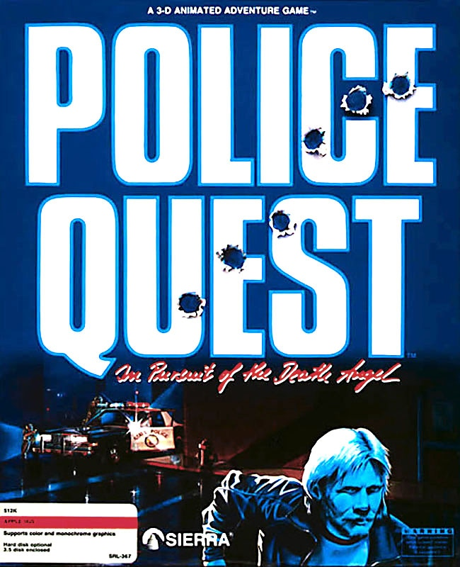 Police Quest is a trademark of Activision Publishing, Inc. All rights reserved.