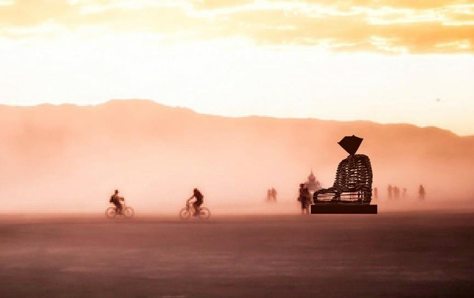 """Enlightenment"" on the Playa"