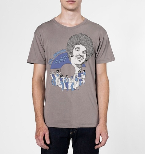 Rotter And Friends Syl Johnson T-Shirt