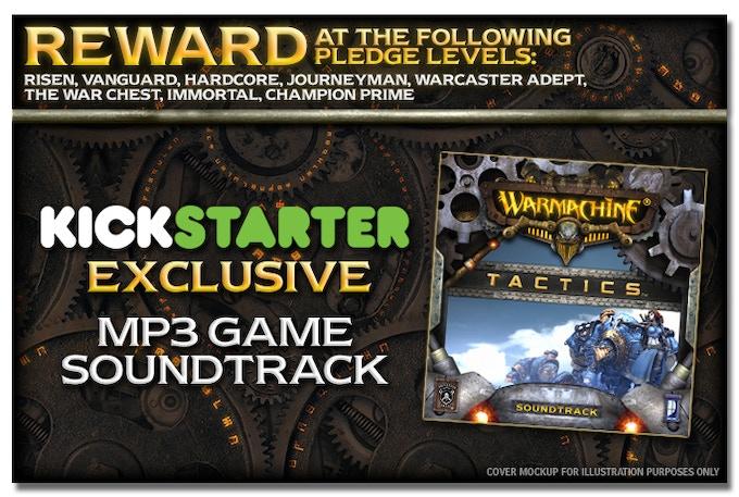 WARMACHINE: TACTICS by Privateer Press Interactive — Kickstarter