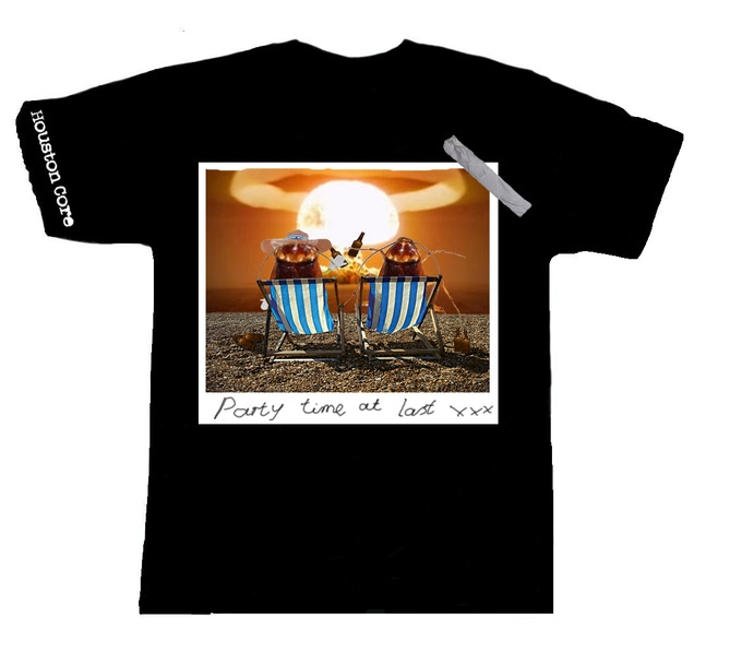 The Cargo Mother - Houston CORE 2013 T-SHIRT