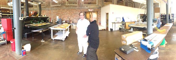 Our North Carolina Production Facility - 100% American