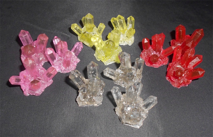 6-pack of Crystals, $10