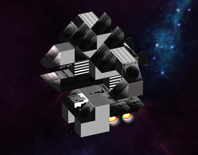 A small ship