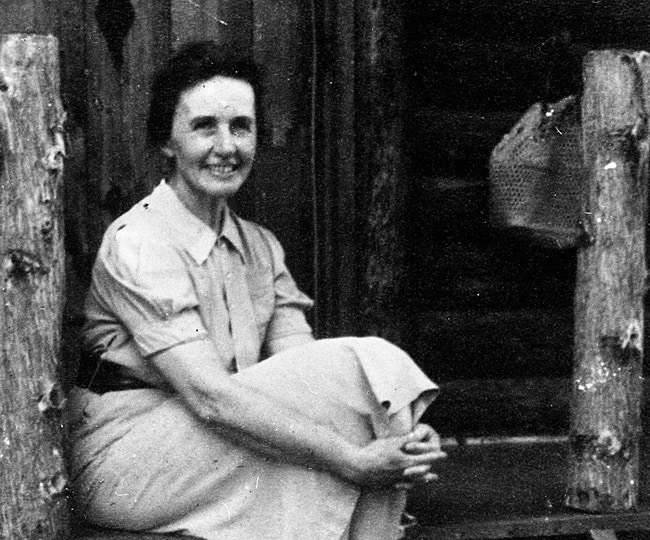 Marjorie Lansing Porter (1891-1973) dedicated her life to preserving the folk songs of the Adirondacks.