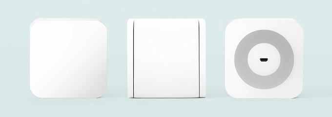 Standard White Circle