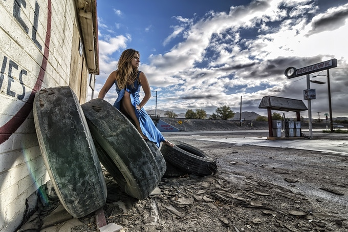 Route 66 Blues with Luciana Faulhaber