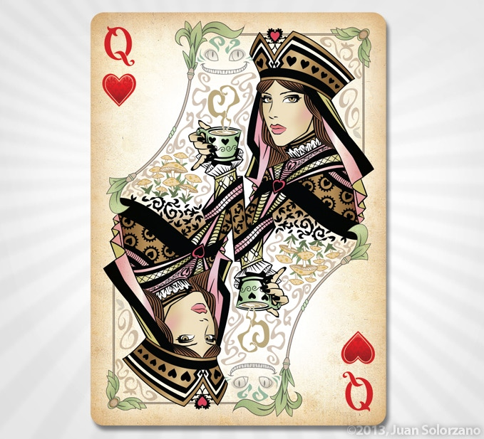 Queen of Hearts - GOLD EDITION FINAL