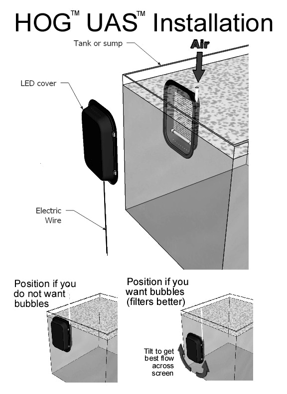 HOG Scrubber instructions (for current DIY version)