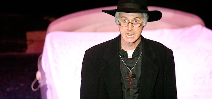 Jesse Merlin - The Exorcist (image credit - David Haverty)