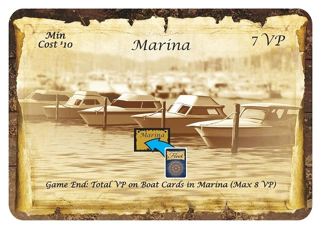 Marina - New Premium License