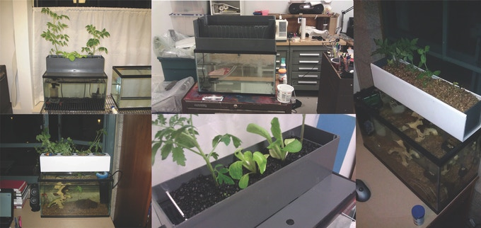 Various Functional Prototypes