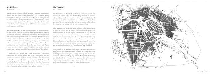 Berlin: A Morphology of Walls by Anna Kostreva —Kickstarter