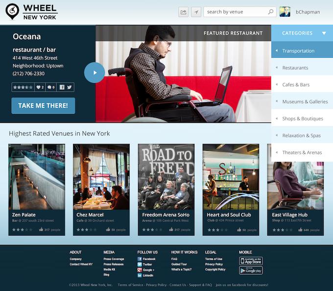 WheelNewYork.com Homepage
