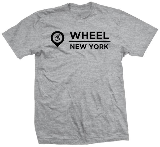 Limited Edition Wheel New York T-Shirt
