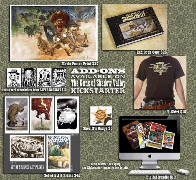 awesome Add-Ons, too! Scroll down for details.