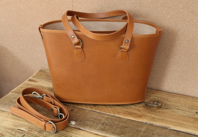 Buckitt One - here shown in Tan