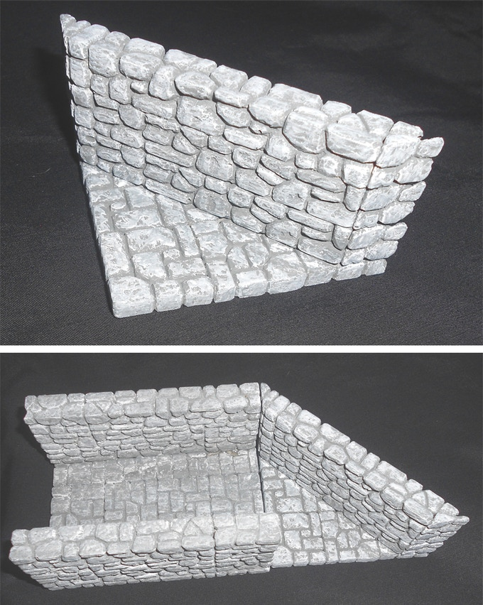 Corner Angle Piece, set of 4