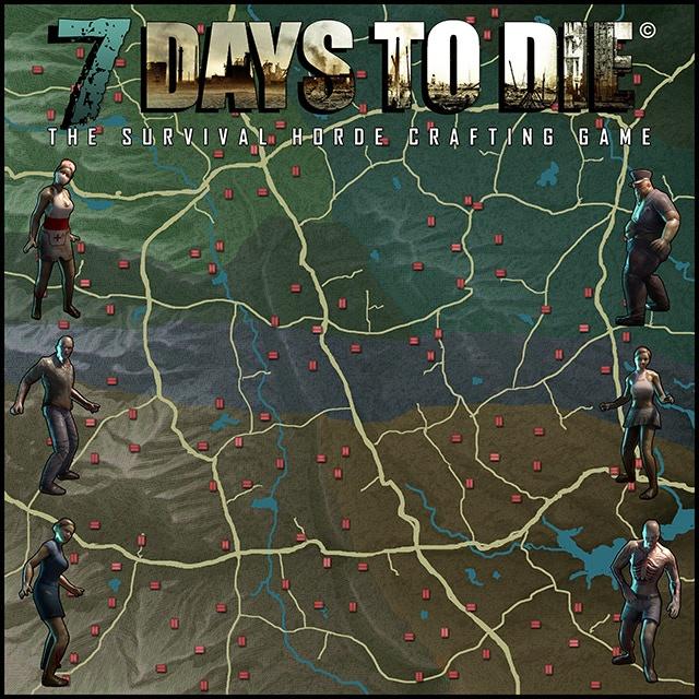 7 days to die 10 через торрент русская версия