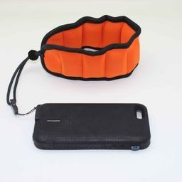 Never lose your iPhone 5 underwater with floatation hand sling