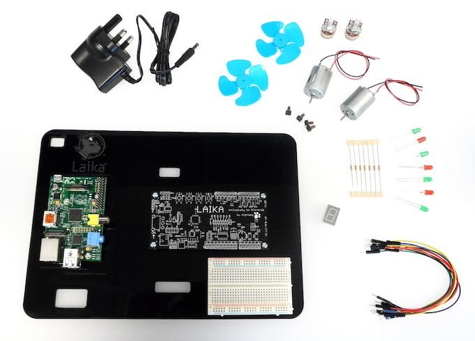 Laika Explorer Inventor's Kit