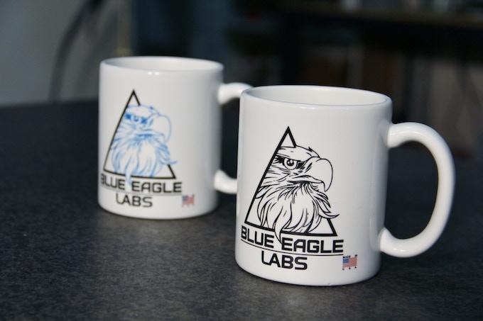 Blue Eagle Labs Coffee Mugs