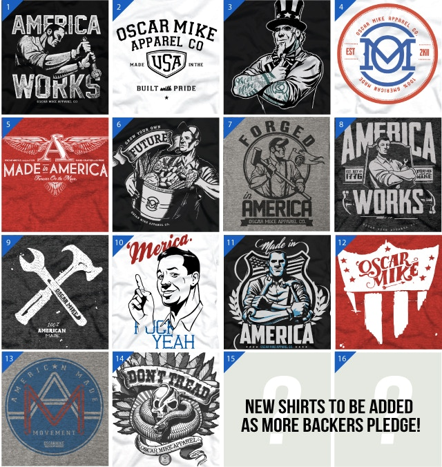 What Does Oscar Mike Mean >> Oscar Mike American Made Lifestyle Brand By Noah Currier