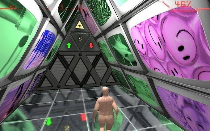 Deus Ex Machina 2: Level 12 screenshot