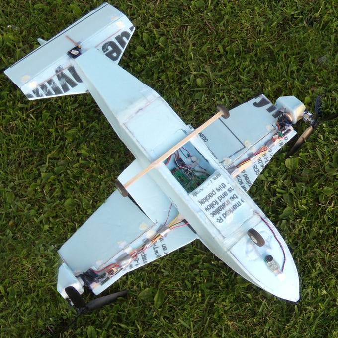 How to build a Vertical Take Off and Landing airplane  by