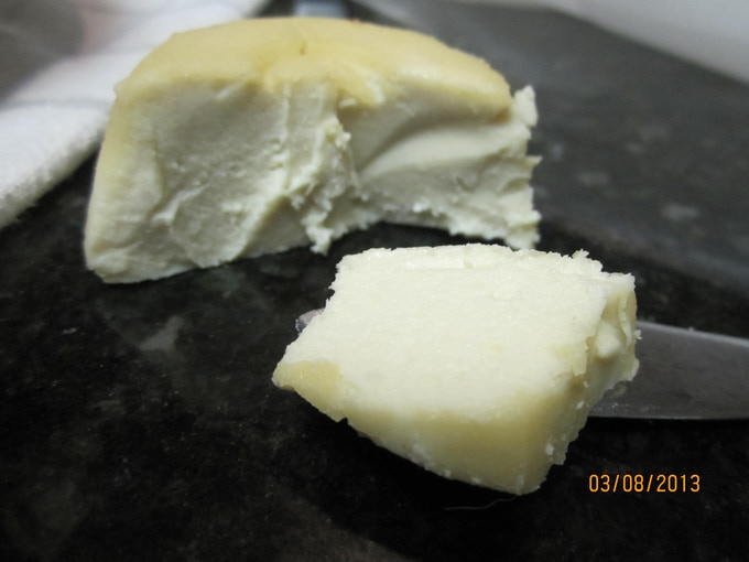 Fresh Brie style cheese