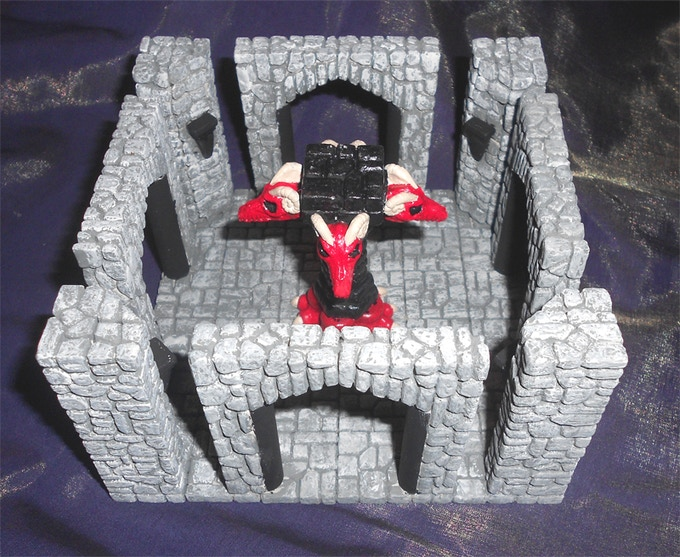 Dragon Cloister