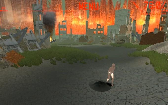 Deus Ex Machina 2: Level 8 screenshot
