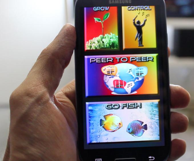 App Main Screen 2
