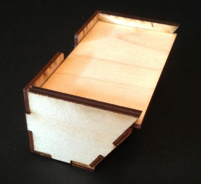 This is the prototype box.