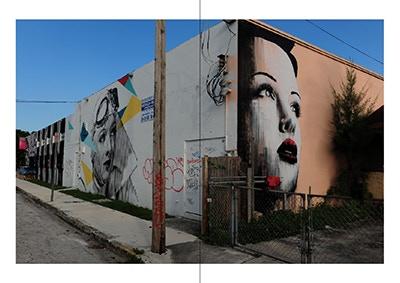 Miami Design District, Saucy Issue 6: Movement