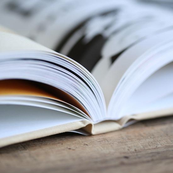 Artifact Uprising hard-cover books