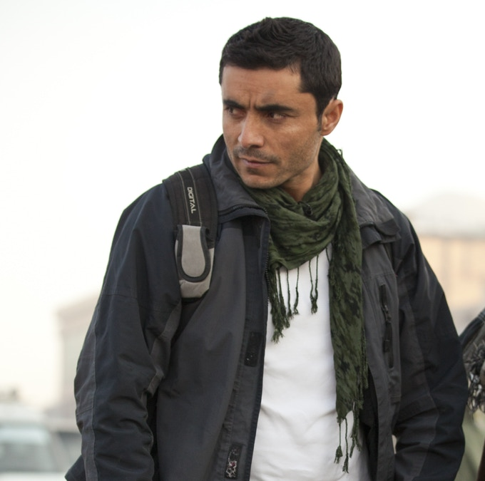 A classic Afghan scarf! We should warn you; you may not look as awesome as Wakil does in his...