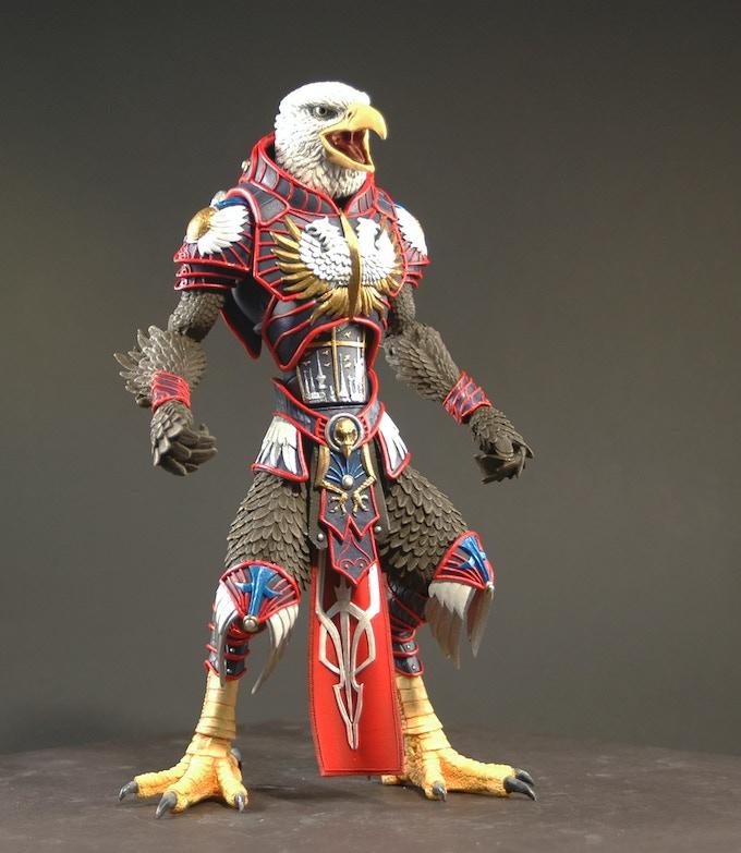 The Screaming Eagle (UNLOCKED!!!)