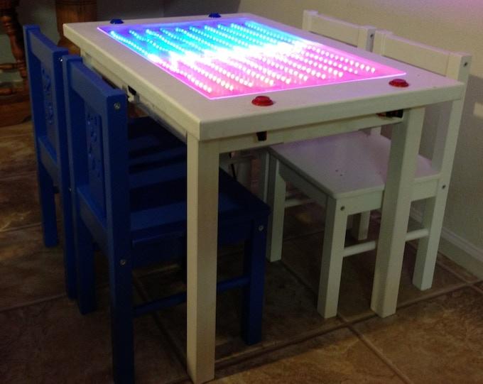 32x10 Kids Table