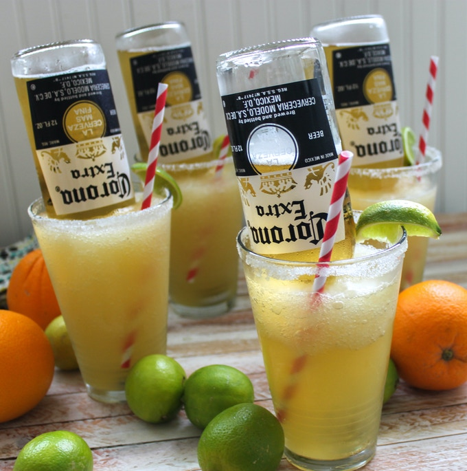 My Mexican Bulldog Margarita Featured in the Huffington Post