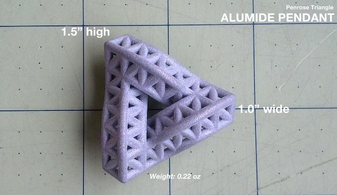 Alumide Pendant