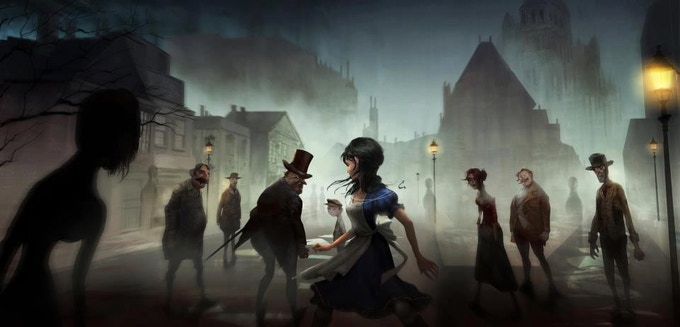 Alice Otherlands By American Mcgee Kickstarter