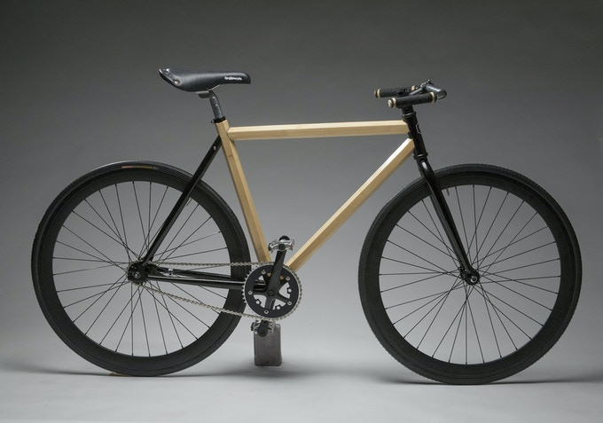 Semester Bicycle Hextube Bamboo Carbon Fiber Bike By Pamela