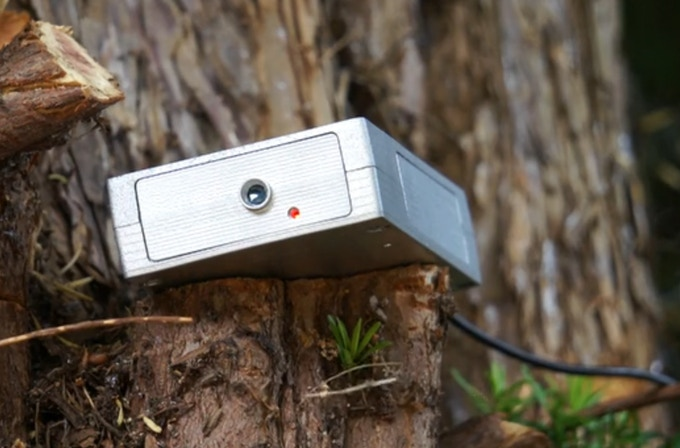 PiCE, The Security Camera