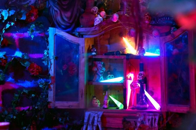 2011 Voodoo Sacrifice room